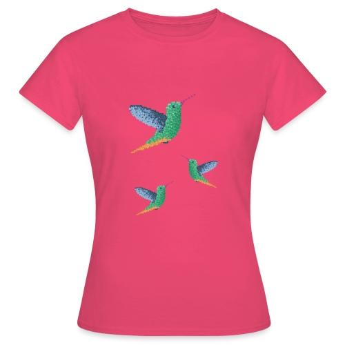 Hummingbird - Group - Women's T-Shirt