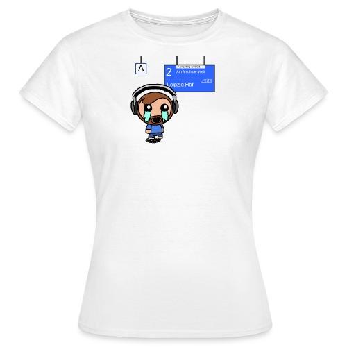Bahn Delay - Frauen T-Shirt