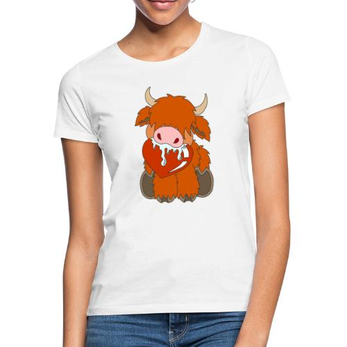 Shortcake - Von Herzen - Frauen T-Shirt