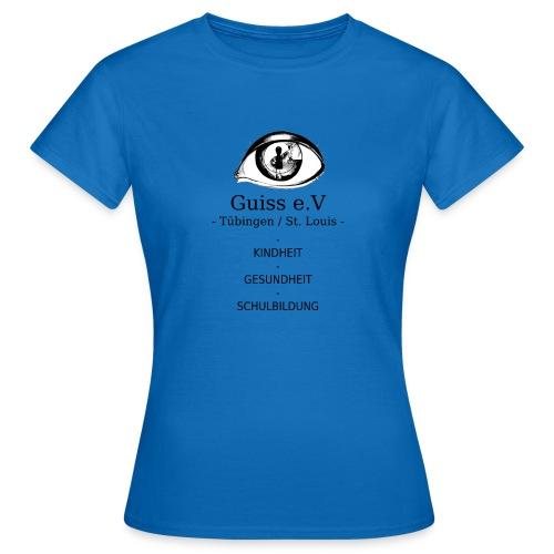 Guiss e.V - Frauen T-Shirt