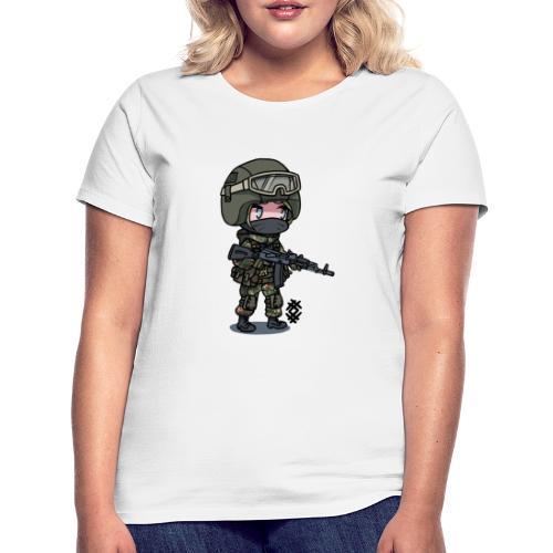 MVD chibi - Naisten t-paita