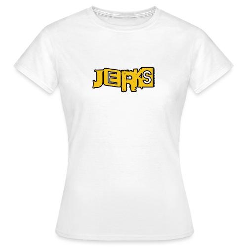 JERKS LOGO - Frauen T-Shirt
