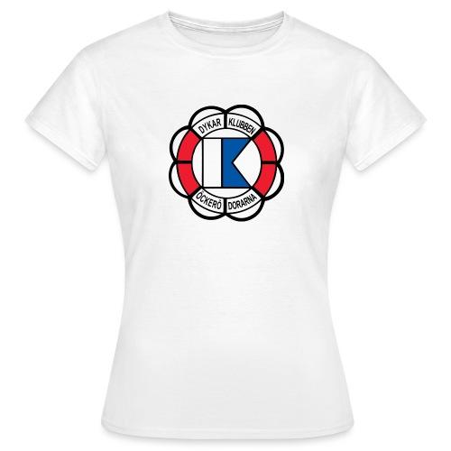 Dykarklubben Öckerödorarna - T-shirt dam