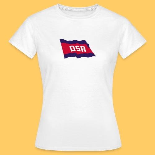 deine DSR Flagge - Frauen T-Shirt