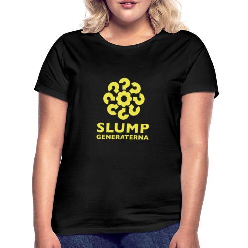 Slumpgeneraternas partisymbol - T-shirt dam
