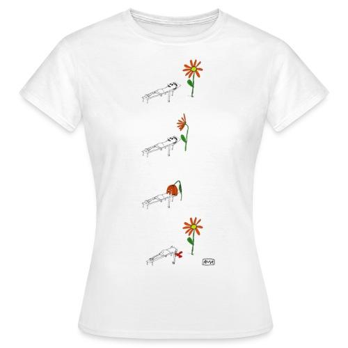 02 soling - T-skjorte for kvinner