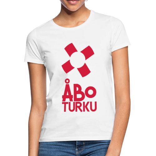 Livboj: Åbo - Naisten t-paita