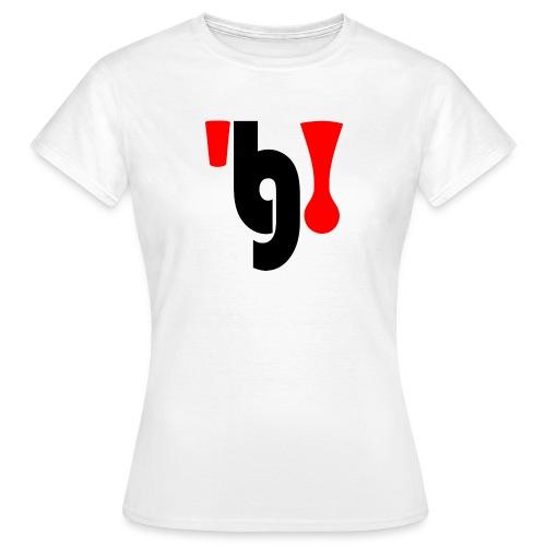 logo_klein - Vrouwen T-shirt