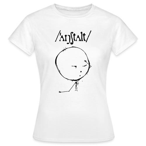 logo mit kreisling - Frauen T-Shirt
