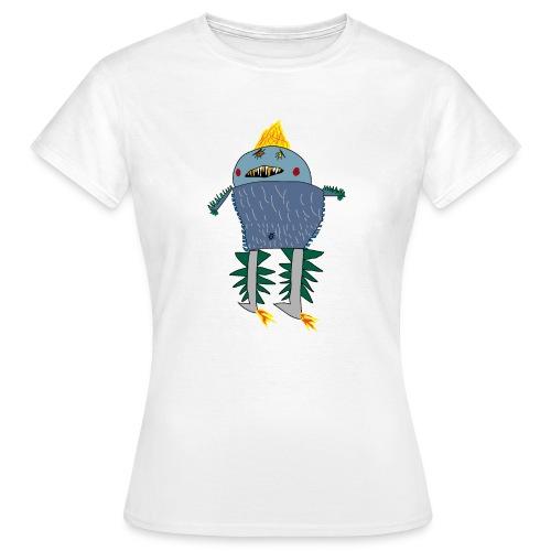 Stekelmonster - Vrouwen T-shirt