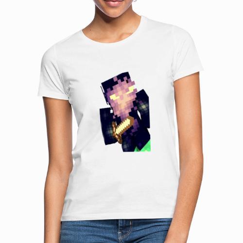 Shaykh Gaming Mineĉraft Skin - Women's T-Shirt