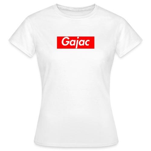 Gajac Classic - T-shirt Femme