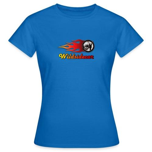 logo wildsidecar sans fond - T-shirt Femme