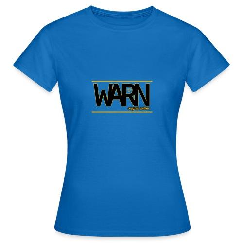 WARN - Maglietta da donna