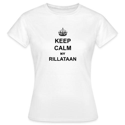 keep calm copy - Naisten t-paita