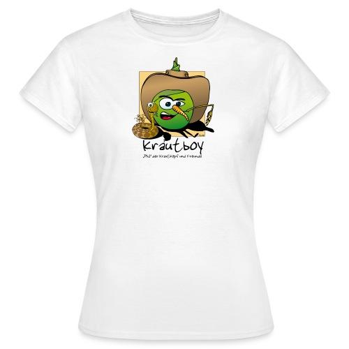Krautboy - Frauen T-Shirt