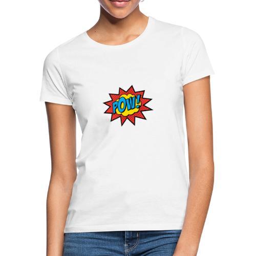 Pow - Maglietta da donna