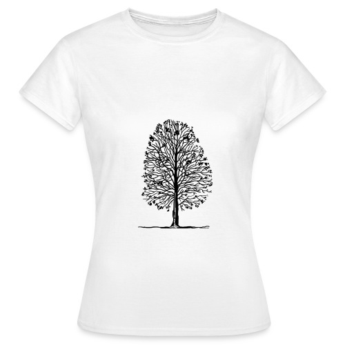 ulme png - Frauen T-Shirt