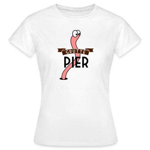 Grutte Pier - Vrouwen T-shirt