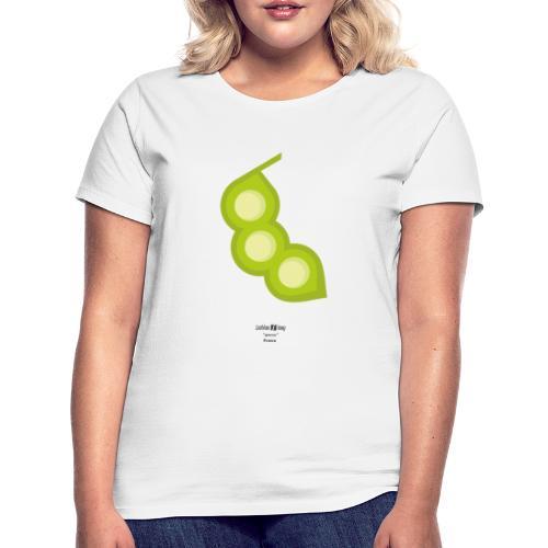 Gousse. Lesbian Slang: France. Black. - Camiseta mujer