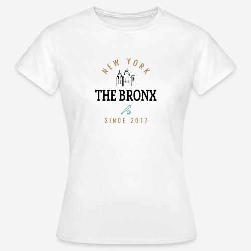 NEW YORK - THEBRONX - Maglietta da donna