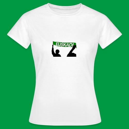 Euskadi Scarf - Women's T-Shirt
