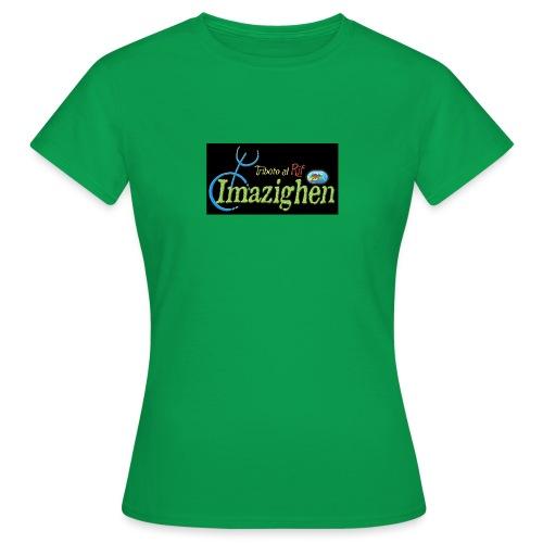 Imazighen ithran rif - Vrouwen T-shirt
