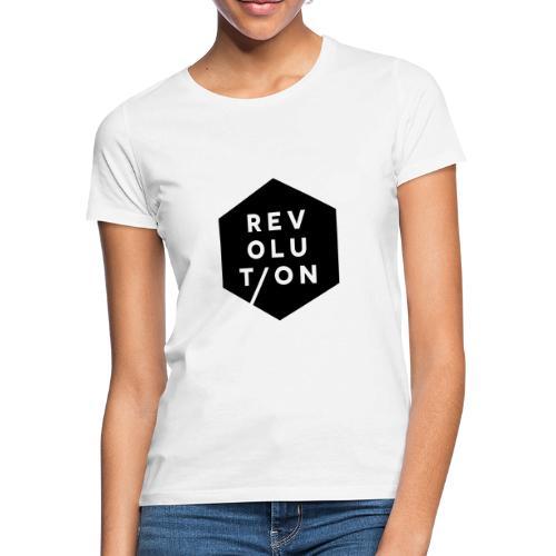 Revolution Hexagon - Frauen T-Shirt