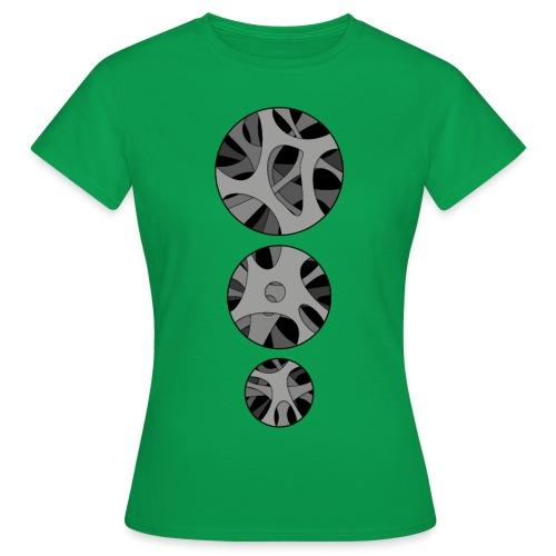 RoundHollow - Dame-T-shirt