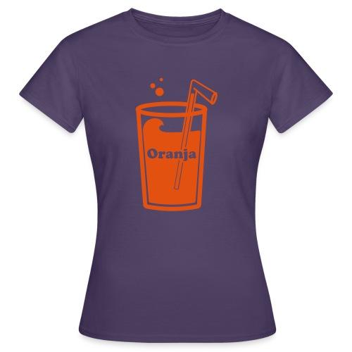 Oranja - Vrouwen T-shirt