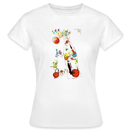 cola cherry 05 - Maglietta da donna