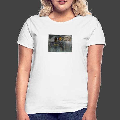 Wodan der Mächtige - Frauen T-Shirt