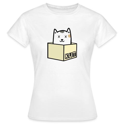 Kitten Los Default Colours - Vrouwen T-shirt