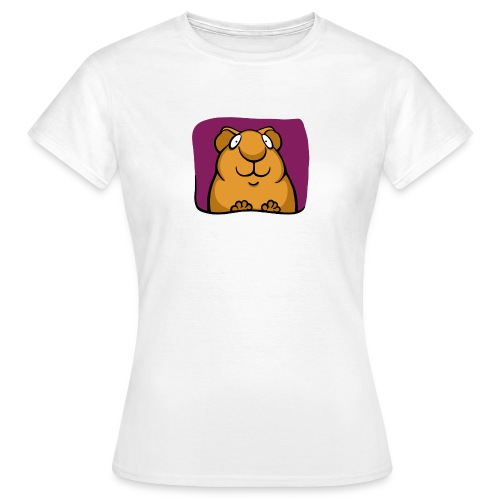 Smiley Piggy - Frauen T-Shirt