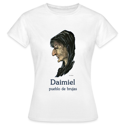 Bruja daimieleña - Camiseta mujer