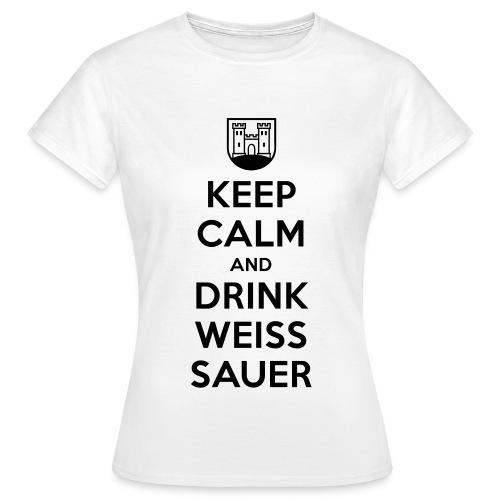 kcw2 - Frauen T-Shirt