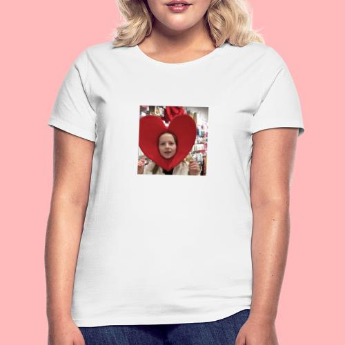 Heart Ellen - T-shirt dam