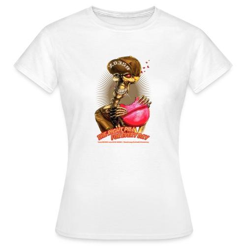 headCRASH pills 2 - Frauen T-Shirt