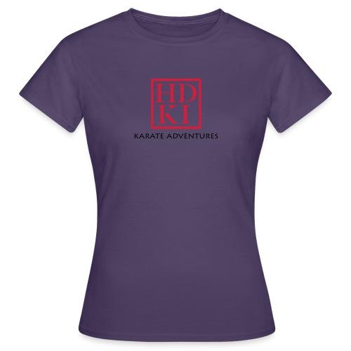Karate Adventures HDKI - Women's T-Shirt