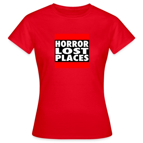 Horror Lost Places - Frauen T-Shirt