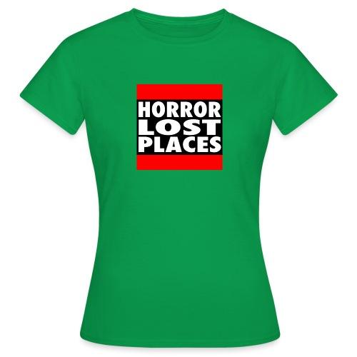 Horror Lost Places - Frauen T-Shirt