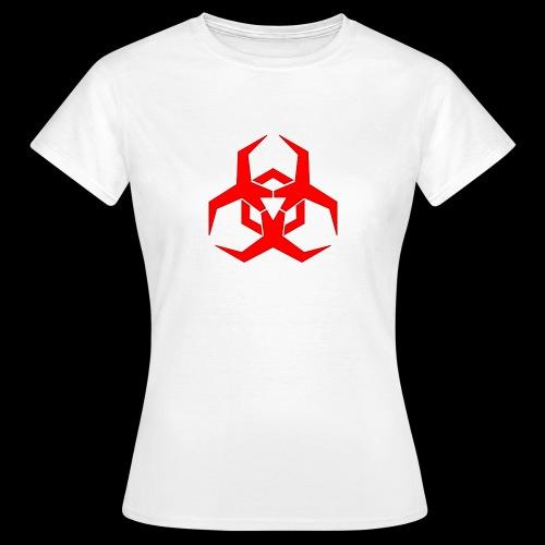 Radioaktive - Dame-T-shirt