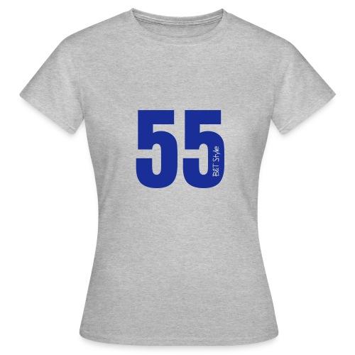 Bulldozer 55 - Maglietta da donna