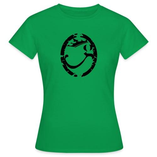 g officielblack bitm png - T-shirt Femme