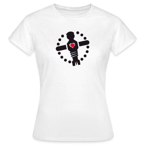 KoelnerKickerliga Logo 4c image png - Frauen T-Shirt