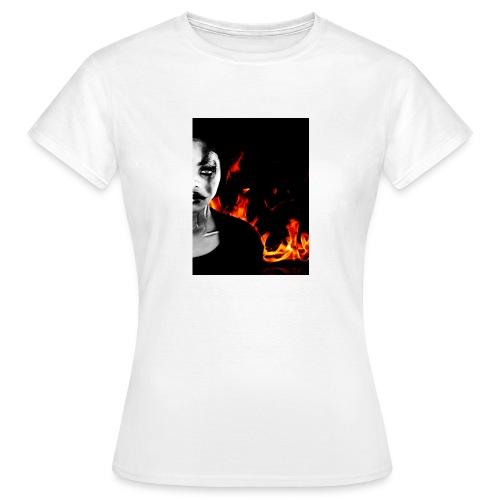 Burn - Women's T-Shirt