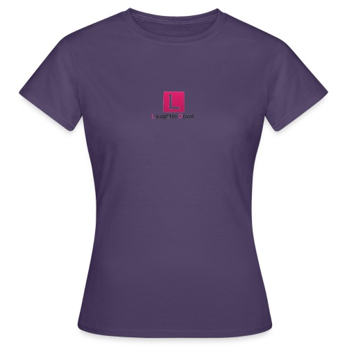 laughterdown official - Women's T-Shirt