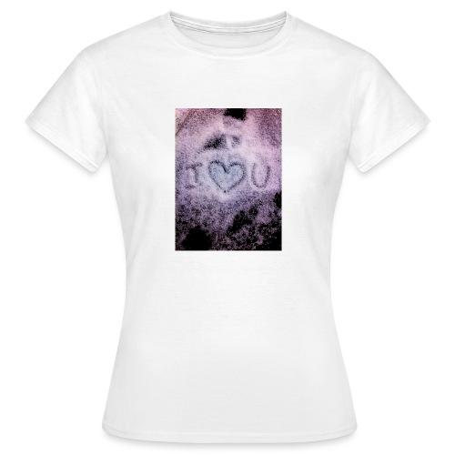 Ich liebe dich - Women's T-Shirt