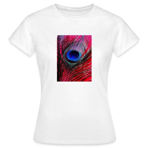 Beautiful & Colorful - Women's T-Shirt
