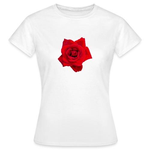 Red Roses - Koszulka damska